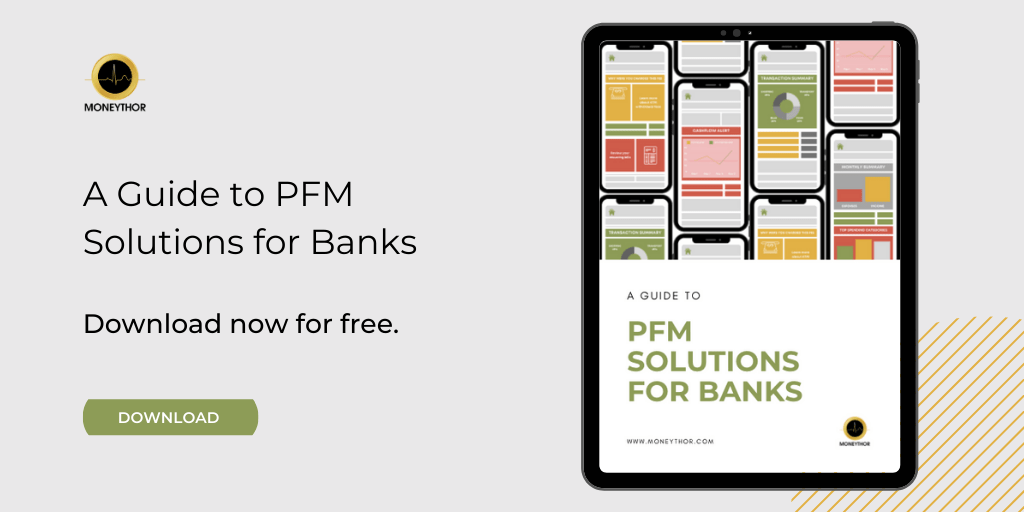 PFM Solutions for Banks